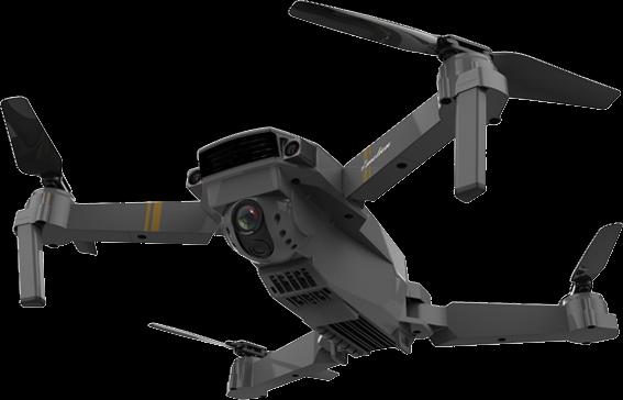 DroneX Pro© - Deutschlands bekannteste Quadrocopter-Drohne - Mit HD-Kamera 3
