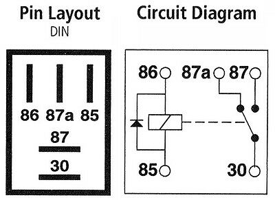 4 pin micro relay 4 free engine image for user manual