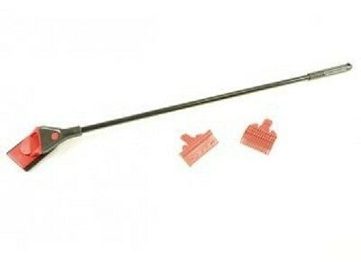 Aquarium Combo Cleaning & Maintenance Tool With Three Head Attachments 2