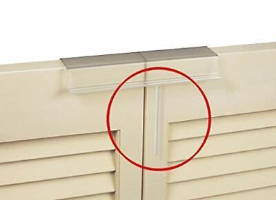 2 Pack Mommy's Helper Bi-Fold & Closet Door Slide-Lok Child Safety Lock 70302-2 5