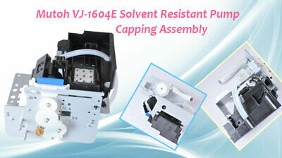 Mutoh VJ-1604E / Mutoh VJ-1614 Solvent Resistant Pump Capping Assembly 4