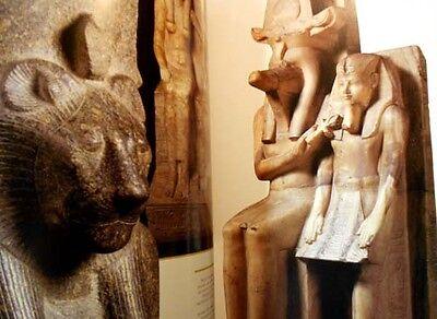 Thebes Karnak Luxor Egypt Valley of Kings Tombs Pharaohs Treasures Ramsses Seti 11