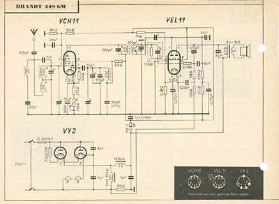 über 8800 Schaltpläne Radio Röhrenradio tube radio schematics Schaltungen Röhre