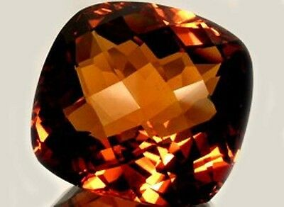 Handcrafted 37ct Russia Citrine Ancient Persia Rome Crystalized Sunshine Essence 4