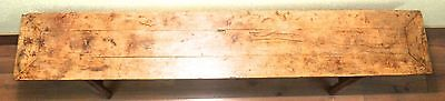 Antique Chinese Ming Bench (3273), Cypress Wood, Circa 1800-1849 6