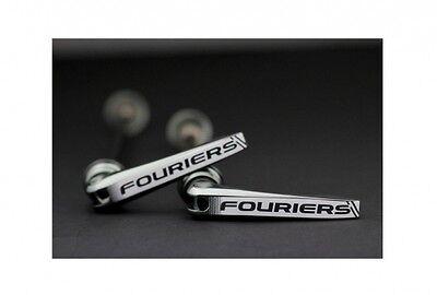 FOURIERS Carbon Lever Road MTB Bike Quick Release Locker Axle Skewers Lock S005