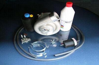 Rotrex Supercharger DIY kit Ford Zetec SE. Kit Car Westfield, Caterham