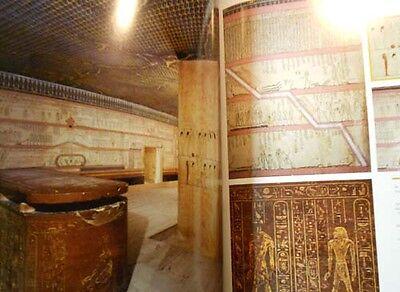 Thebes Karnak Luxor Egypt Valley of Kings Tombs Pharaohs Treasures Ramsses Seti 10