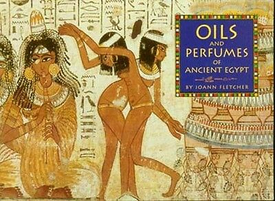 NEW British Museum Oils & Perfumes of Ancient Egypt Lotus Almond Cedar Scents 2