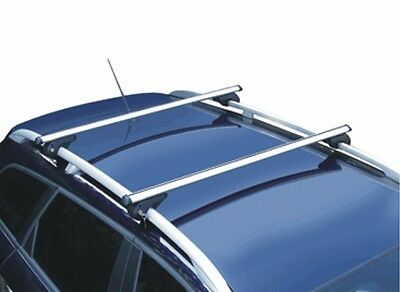 Lockable Aluminium Roof Rail Bars /& Car Rack Tray to fit VW Passat Estate 96-14