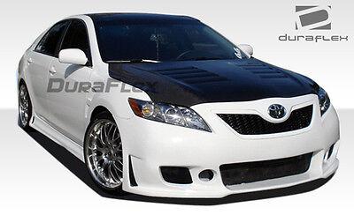 07-11 Toyota Camry Duraflex Racer Side Skirts Rocker Panels 2pc 103473