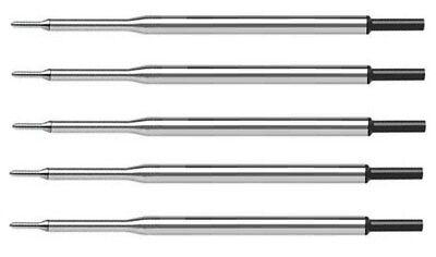 Ballpoint Pen Refills to Fit Paper Mate Lubriglide, Aspire, PhD, Medium Point 2