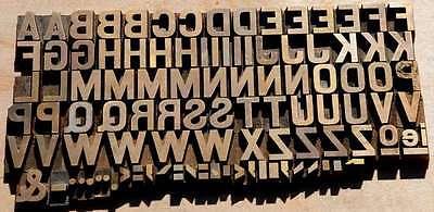 Prägeschrift 17 mm Messingschrift Buchbinder Messing Buchbinden Vergolden brass 2