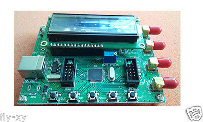 50Mhz AD9850 Dual Channel Sine//Square Wave DDS Signal Generator w// Software CN