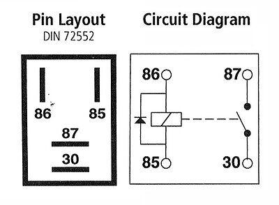 Micro-Relay-4-PIN-12v-20a-Diode-_1  V Pin Relay Amp Wiring on 4 pin relay diagram, 4 pin relay socket, 4 pin micro relay, 12v 40a relay, bosch 4 pin relay, standard 4 pin relay, 4 pin 40 amp relay, 24 volt 4 pin relay, 4 pin 20 amp relay, heavy duty automotive relay, automotive 12v timer relay, 4 pin relay testing, 4 pin ac relay, 4 prong relay, 4 pin wiring harness, 4 pin fuse, 4 pin 12 volt relay, 4 pin 70 amp relay, 4 pole relay, 5 prong relay,