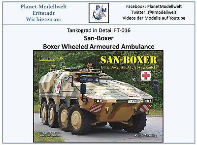 Tankograd in Detail FT-14 Panzerhaubitze 2000 A1//A2 NEU 6//15; auf Lager /&