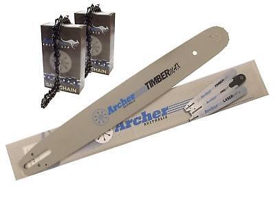 3 Sägeketten 325-1,3-64 für 38cm Schwert Alpina P 411 P 410