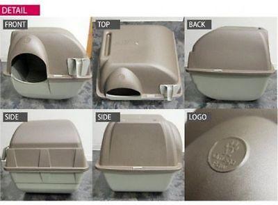 Litter Box Tray Self Cleaning  Regular Roll' n Clean Hygienic Easy Clean Fresh 4