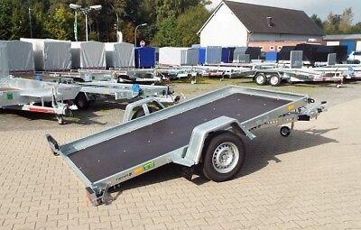 1300kg kippbarer Multitransporter 295x160cm, PKW Anhänger, Neu n. gebraucht 2