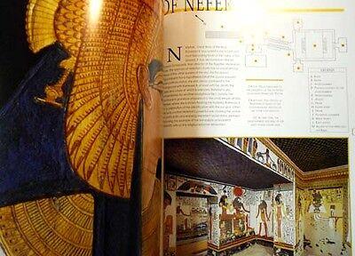 Thebes Karnak Luxor Egypt Valley of Kings Tombs Pharaohs Treasures Ramsses Seti 8