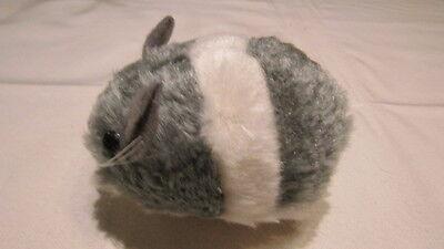 JOUET CHAT PETIT  HAMSTER VIBRANT gris blanc