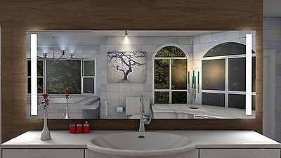Badspiegel Sydney Mit Led Beleuchtung Badezimmerspiegel Bad Spiegel Wandspiegel | Badspiegel Sydney Mit Led Beleuchtung Badezimmerspiegel Bad Spiegel