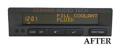 Saab 9-3 9-5 SIU Information Panel Display LCD Pixel Screen NEW RIBBON SID1