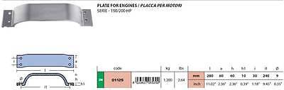 YAMAHA Outboard Engine Plate Anode 150/200HP Zinc *FREE POSTAGE*