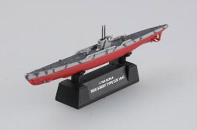 Hobby Boss 3487008 U-Boot DKM Typ VII B 1:700 Modellbau Modell Bausatz Submarine