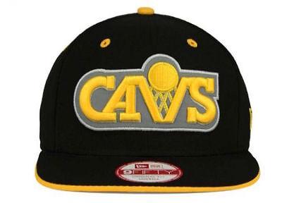 55993b51c7e ... Cleveland Cavaliers New Era NBA HWC 9FIFTY Men s Adjustable Snapback  Cap Hat 2
