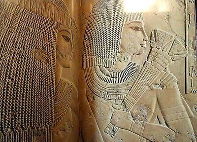 Thebes Karnak Luxor Egypt Valley of Kings Tombs Pharaohs Treasures Ramsses Seti 3