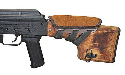 Black Cordura Rifle Cheek Pad CheekRest by ITC Marksmanship Cheek Riser