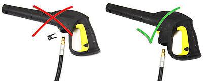 Super Flexy 20m Pour K/ärcher K2 K3 K4 K5 K6 K7 Click x Click Tuyau Flexible Haute Pression