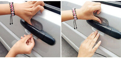 4 x Schutzfolie Folie für Auto Türgriff Tür Griff Lackschutzfolie 3