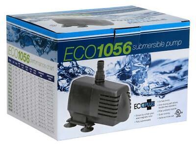 Ecoplus  Submersible Water Pump 264 265 396 GPH aquarium fish hydroponics