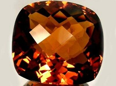 Handcrafted 37ct Russia Citrine Ancient Persia Rome Crystalized Sunshine Essence 2