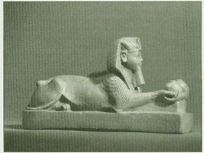 Ancient Egypt Sphinx History Old New Kingdom Greek Ptolemaic Roman Giza Chephren 4