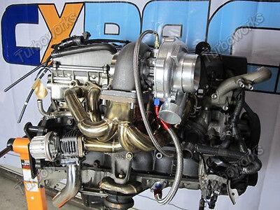 Single Turbo Oil Feed Line Kit Flange Kit Fit Toyota Supra 1JZGTE 2JZGTE 1JZ//2JZ
