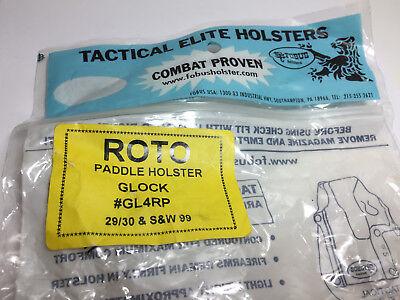 Fobus Tactical Elite Conceal Holster CZ75 C21RB MAK1 PPK-1 KM3 TAM Your Choice