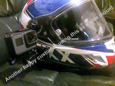 Genuine Gopro Helmet Front chin mount Hero 7,6,5,4,3,2,1 with allen wrench 9