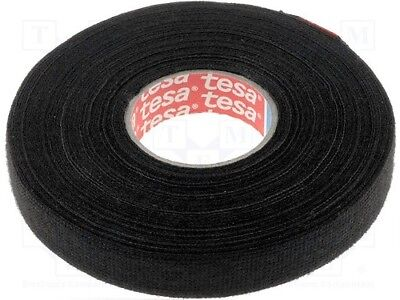 51608 TESA ADHESIVE TAPE CLOTH FABRIC WIRING LOOM HARNESS 9/15/19 mm x 15 / 25m 2