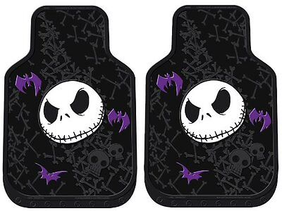 2 Of 7 8Pc Jack Skellington Nightmare Before Christmas Car Seat Cover Set For Kia