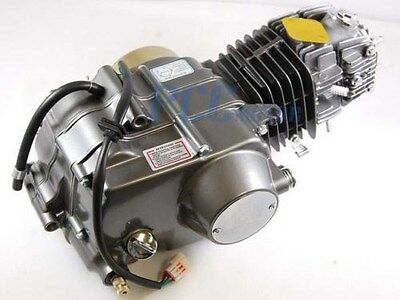 125cc Automatic Engine Motor For Honda XR50 CRF50 Dirt Bike Go Kart H EN16-BASIC