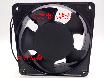 TOYO T30-4E Aluminum AC cooling fan 220/230V 22/21W 120*120*38mm 2pin MF07 QL 2