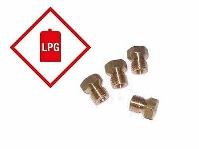 LPG Gas Jet Conversion Kit For Rangemaster 110 Elan Hob 6095 6247 6248 Nozzle