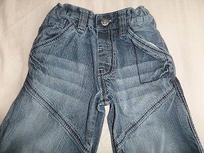 Denim Co Boys Girls Unisex Jeans Size 3-4 Years 2