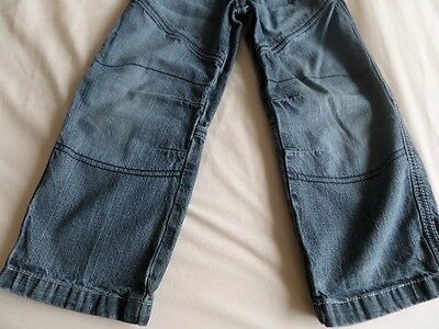 Denim Co Boys Girls Unisex Jeans Size 3-4 Years 3