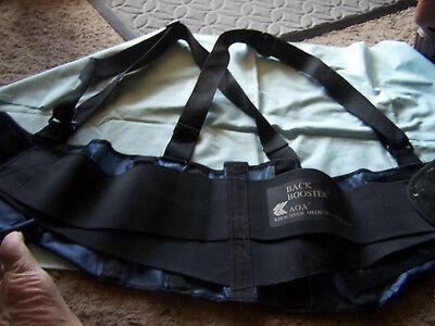 2 Used Kirschner Medical Aoa Back Booster Belts 4