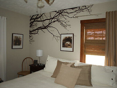 LARGE WALL TREE Top Nursery Decal Branches Wall Art Sticker Choose ...