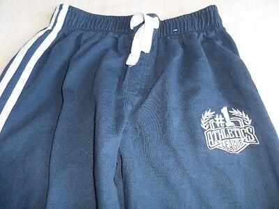 Tu Boys Girls Unisex Blue Tracksuit Trousers  Size 10 years 3